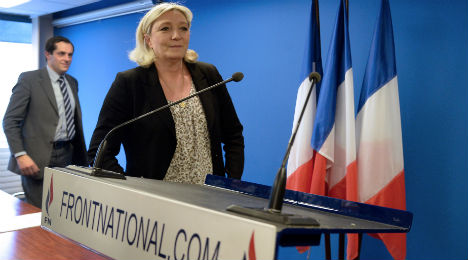 Despair and poverty turn French to far right