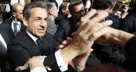 Top French court rejects Sarkozy plea