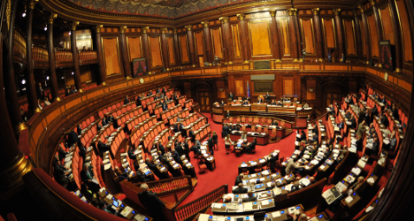 Italy vote paves way for torture law