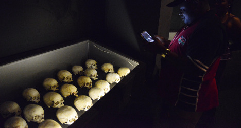 Rwanda lashes out at France over genocide