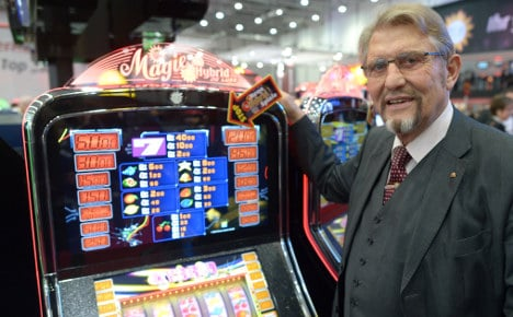 Thieves clean out casinos with software