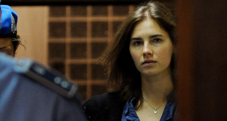 Knox trial puts fear into American students