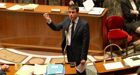 French MPs give green light to €50 billion cuts