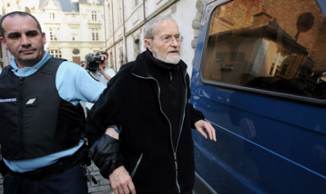 Ageing playboy convicted of heiress murder