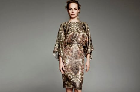 H&M ploughs reclaimed cotton into new styles
