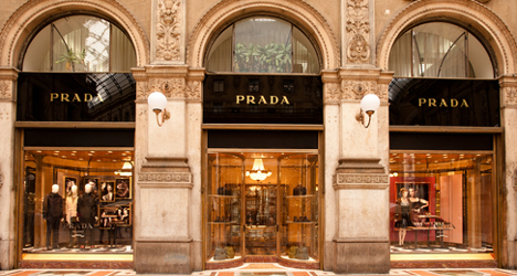 Prada's global expansion fuelled by China