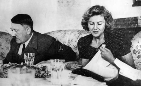 Hitler's wife 'may have had Jewish ancestry'