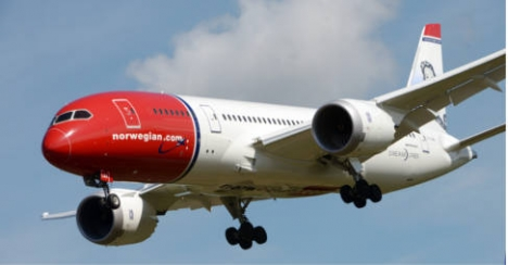 Union could take 1,300 Norwegian staff on strike