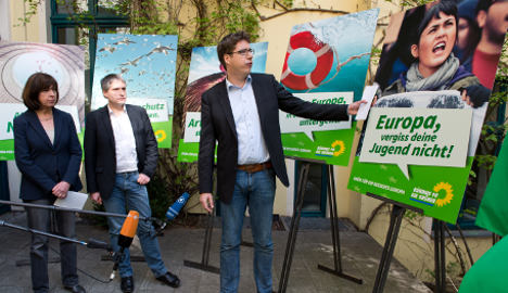 What do the Greens want for Europe?