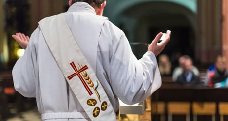 'Adultery' priest forced to quit by furious locals