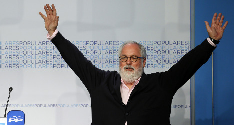 Ruling party declares victory in EU elections