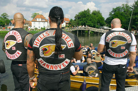 Munich hells angels Deadly confrontations