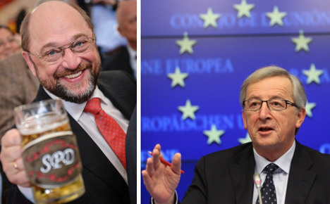 Live Blog: EU elections in Germany 2014