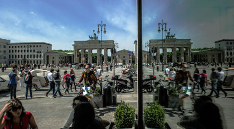 Germany is Europe's top place to invest