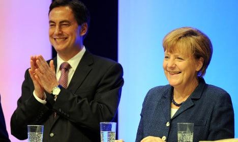 What does the CDU want for Europe?