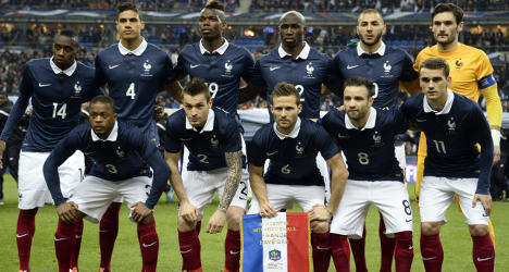 French team to be spared World Cup sex ban