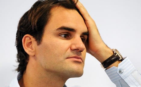 'Other priorities' compete for Federer's attention