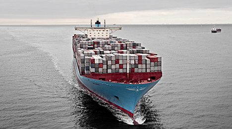Maersk's profits rise by shipping more containers