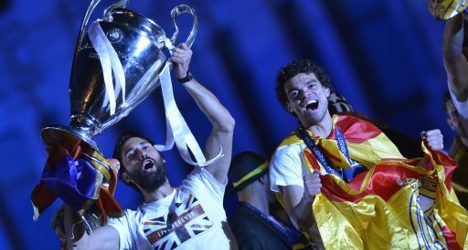 Spain hails historic Real Madrid victory