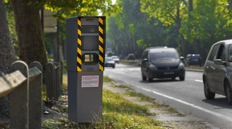 Facebook: Users charged for speed camera posts