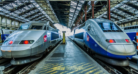 'Forget the strikes, I love the French rail system'