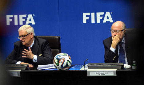 German FA call on Zwanziger to quit Fifa