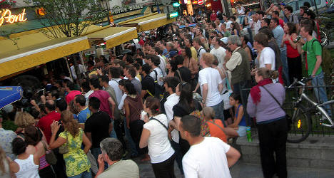 Ten bars in Paris to watch the World Cup