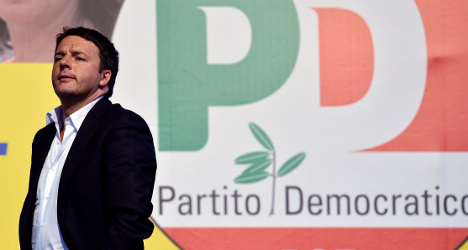 Italy's ruling party loses out in local elections