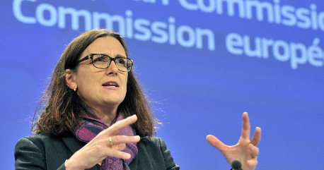 'No new funds for Italy migration': Malmström