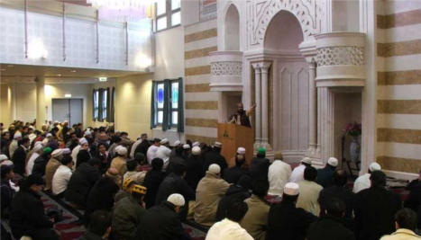 Top Oslo imam wounded in axe attack