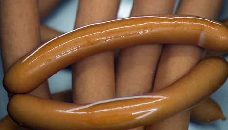German sausage makers fined €338 million