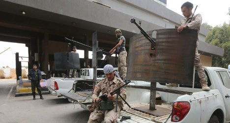 Spain pulls diplomatic staff out of Libya