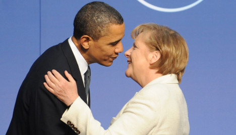 Obama and Merkel speak for first time in spy row