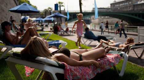 Paris Plages: 10 reasons to head to the beach