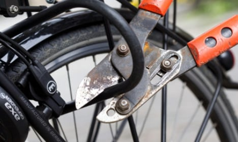 Germany's vicious cycle of bike thefts