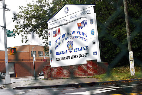 Accused Dane released from Rikers Island