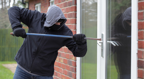 And the burglary capital of France is…?