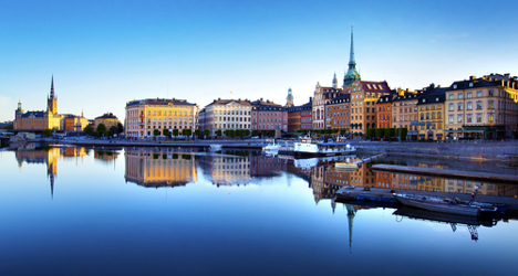 Expat life cheaper in Stockholm than Rome