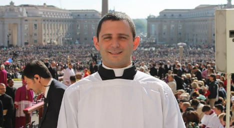 'Studying to be a priest requires determination'