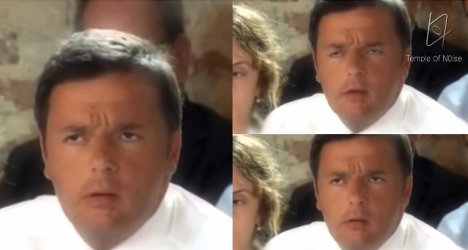 Italian prime minister's bad English goes viral