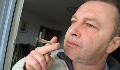 'Now I can grow cannabis at home'