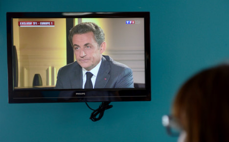 France's Sarkozy hit by new phone tap leaks