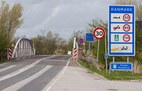 Denmark ready to counter German road toll