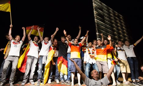 'It's true!' Germany wakes as World Champions