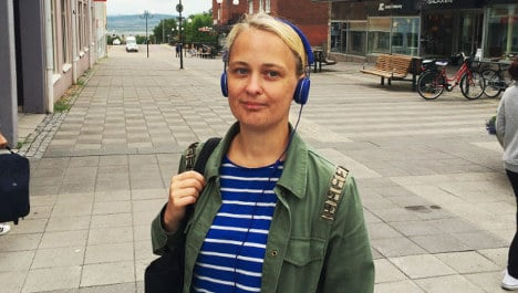 Kiruna residents talk life in a town on the move