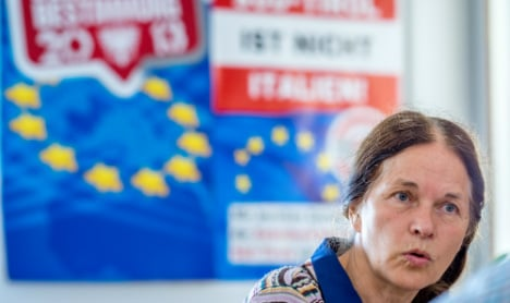 Scots inspire separatists in Italy's Germanic north