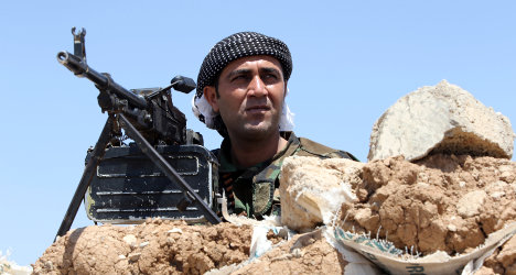 France to supply arms to Iraqi Kurds 'within hours'