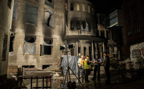 Police: fire in Berlin mosque was 'accident'