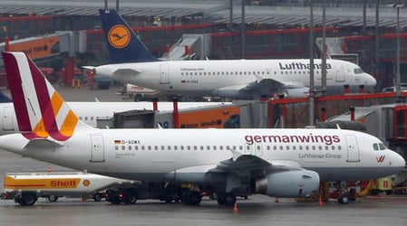 Germanwings strike over but disruption continues