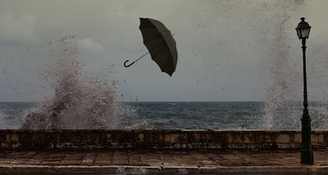 Italy's summer storms dampen holiday plans
